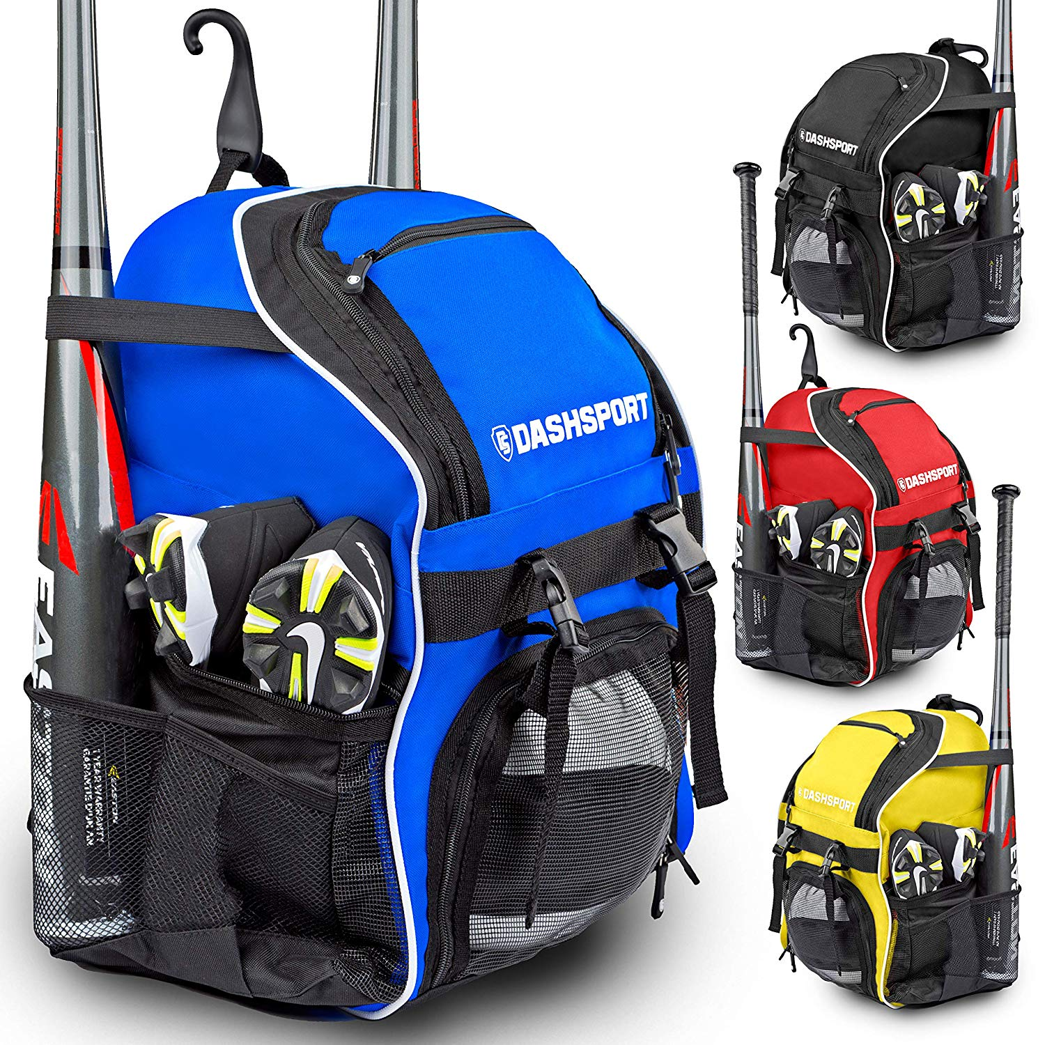 DashSport Baseball Bag