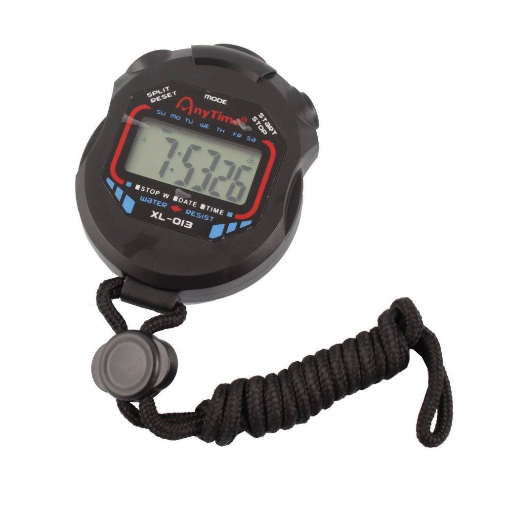 Digital Professional Handheld Chronograph Sports Stopwatch