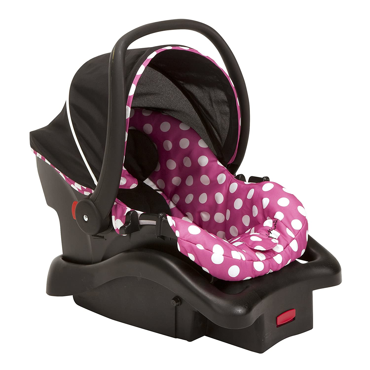 Disney Light 'n Comfy 22 Luxe Baby Car Seat
