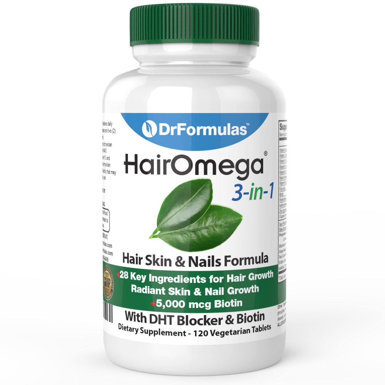 Dr. Formulas Hair Growth Vitamins