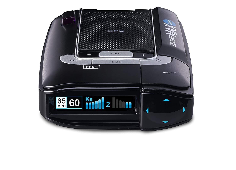 ESCORT MAX360 Laser Radar Detector