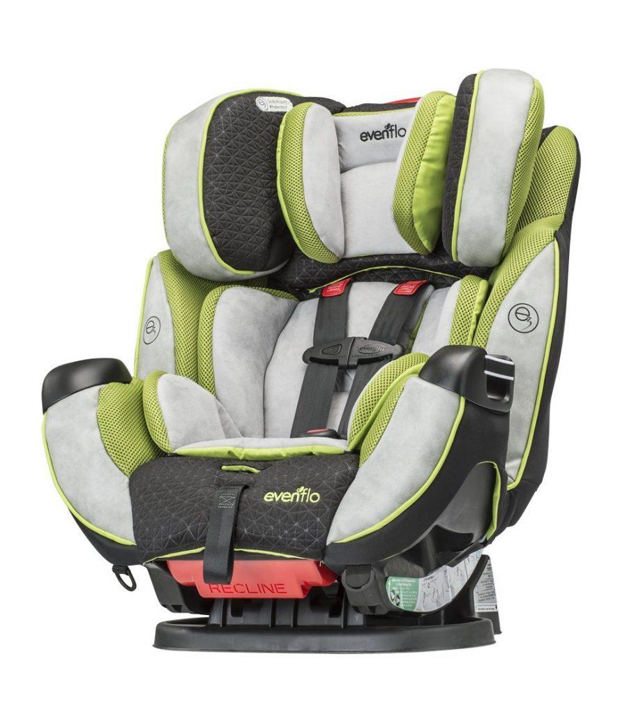 Evenflo Symphony Convertible Portable Seat