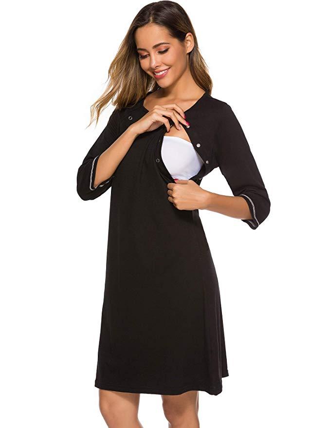 FINWALO Nursing Pajamas