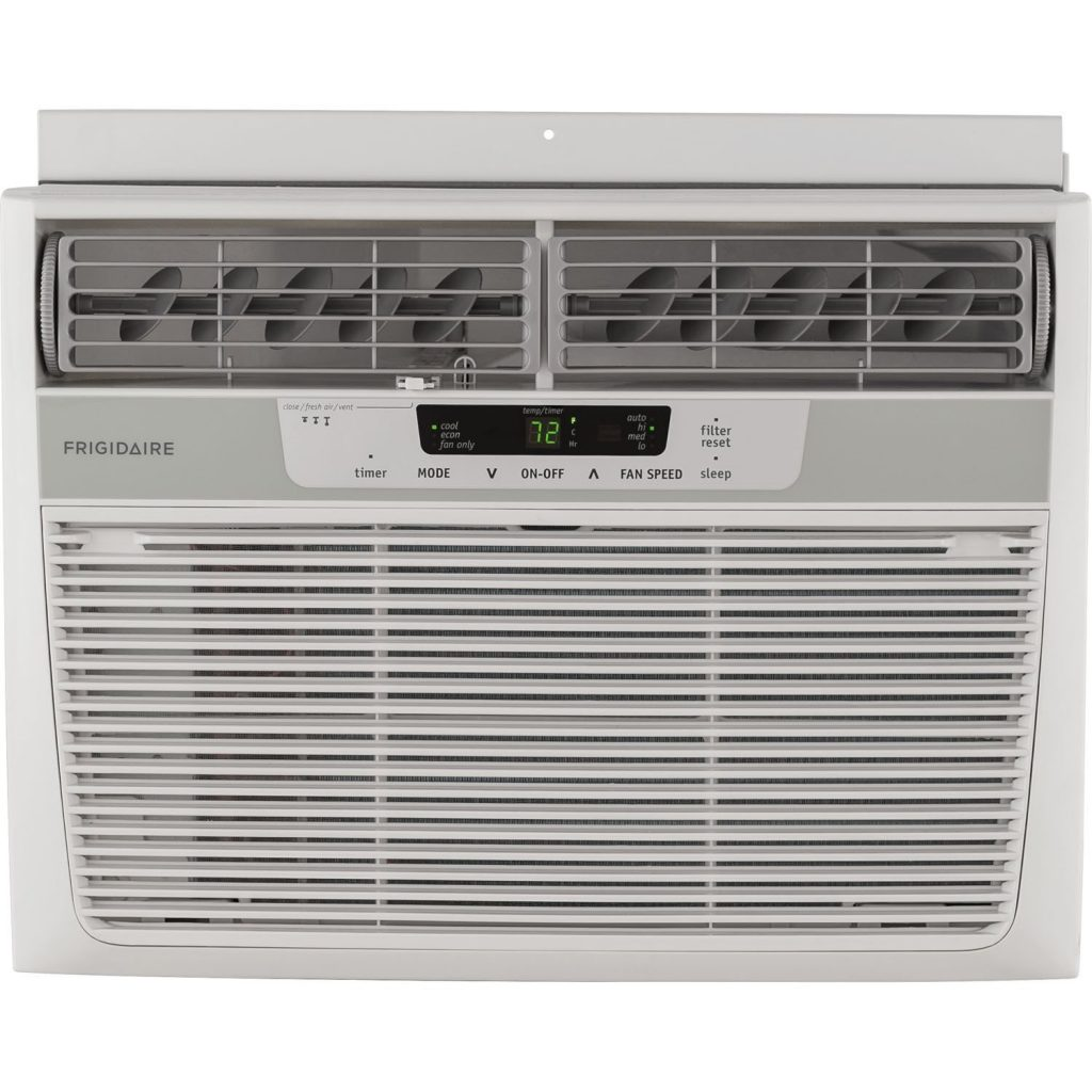 Frigidaire FFRA1222R1 12000 BTU 115-Volt Window-Mounted Compact Air Conditioner