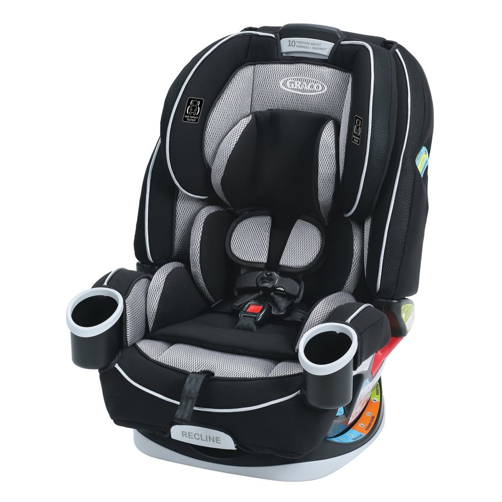Graco 4ever All-in-One Car Seat (Convertible)