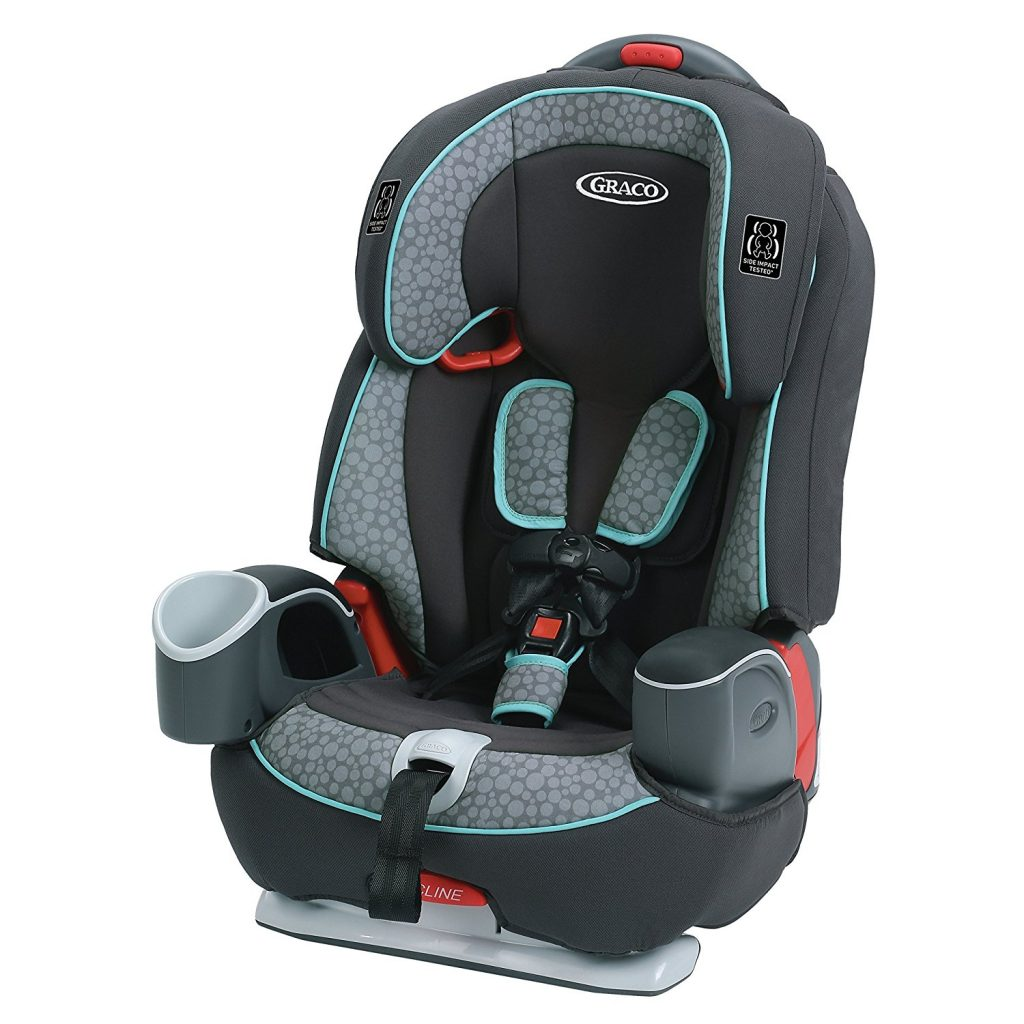 Graco Nautilus Harness Booster Car Seat