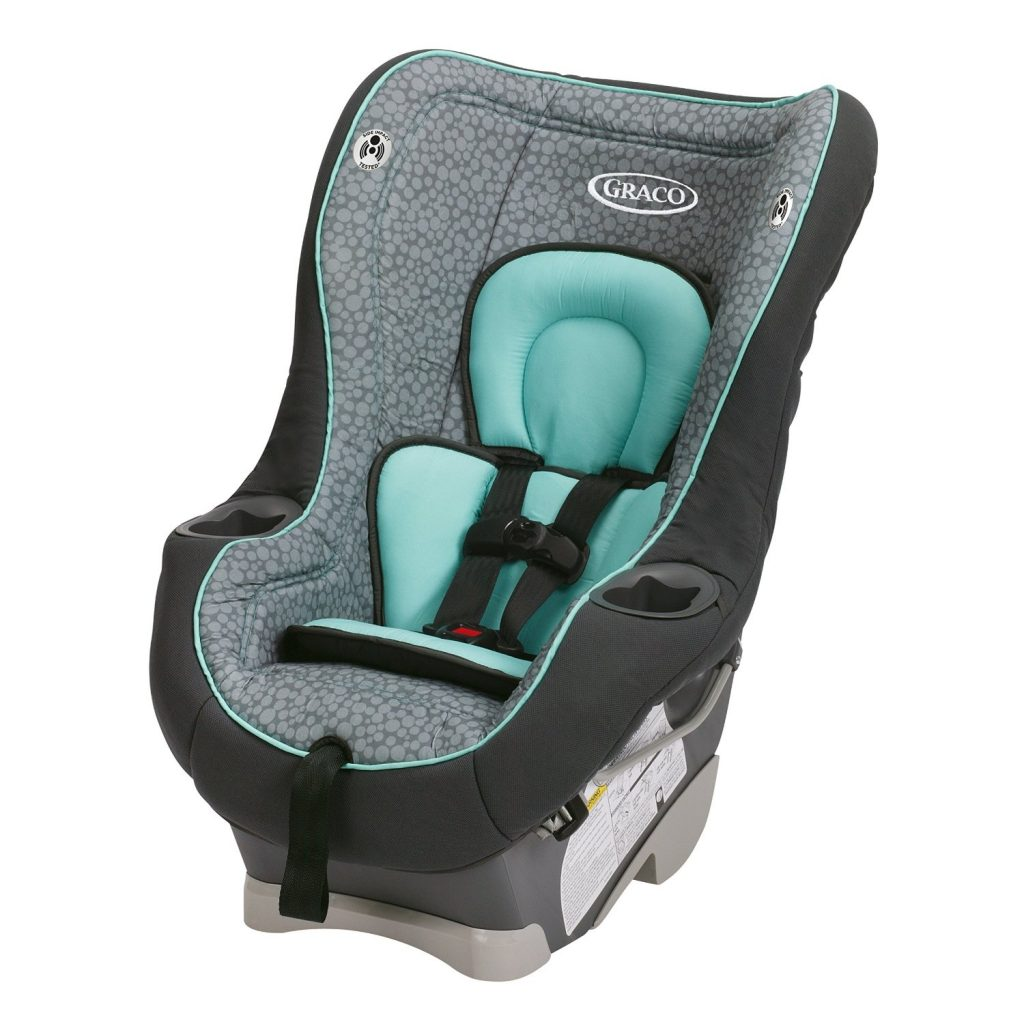 Gracor My Ride Convertible Car Seat- 3 Stages Use