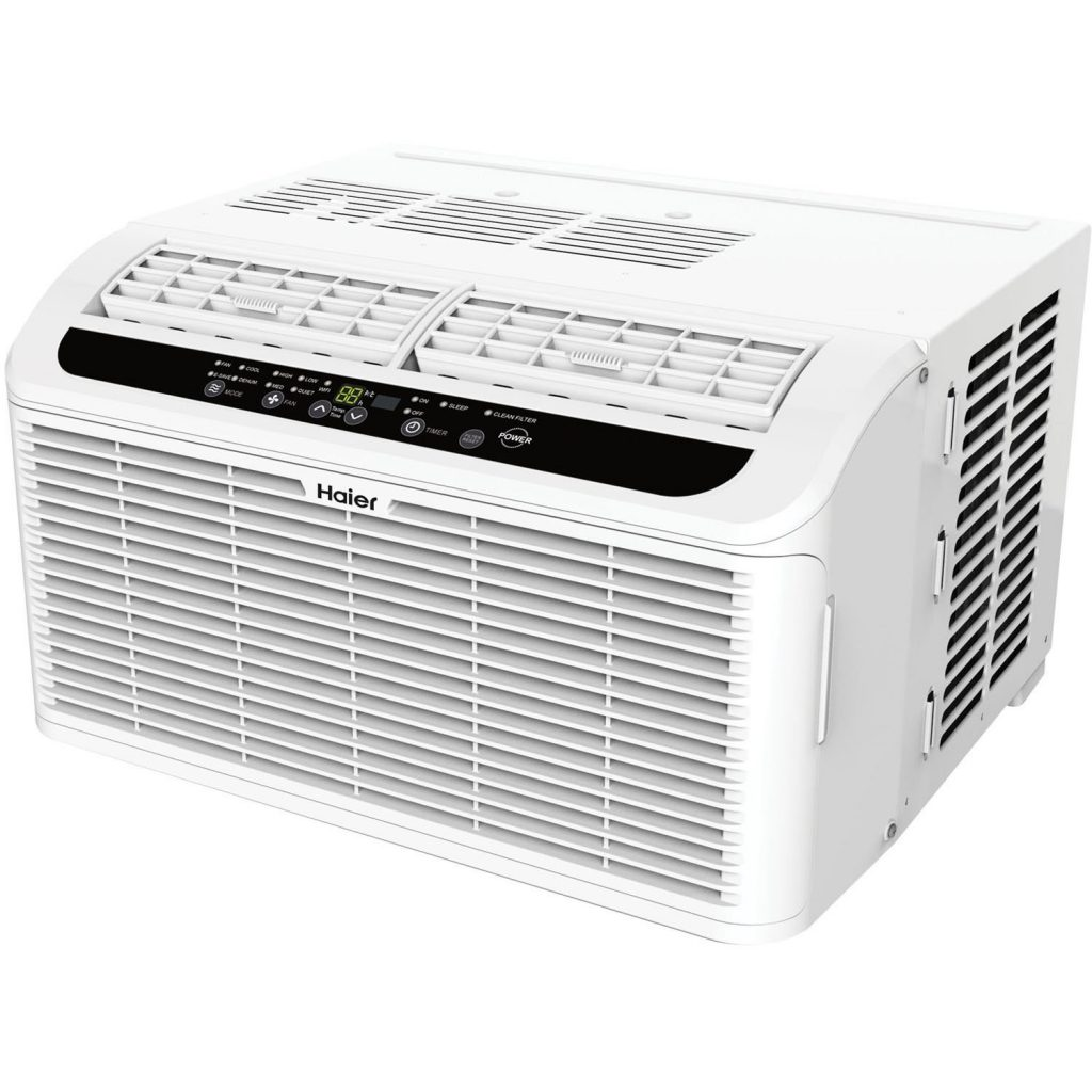 Haier ESAQ406P Serenity Series 6050 BTU 115V Window Air Conditioner