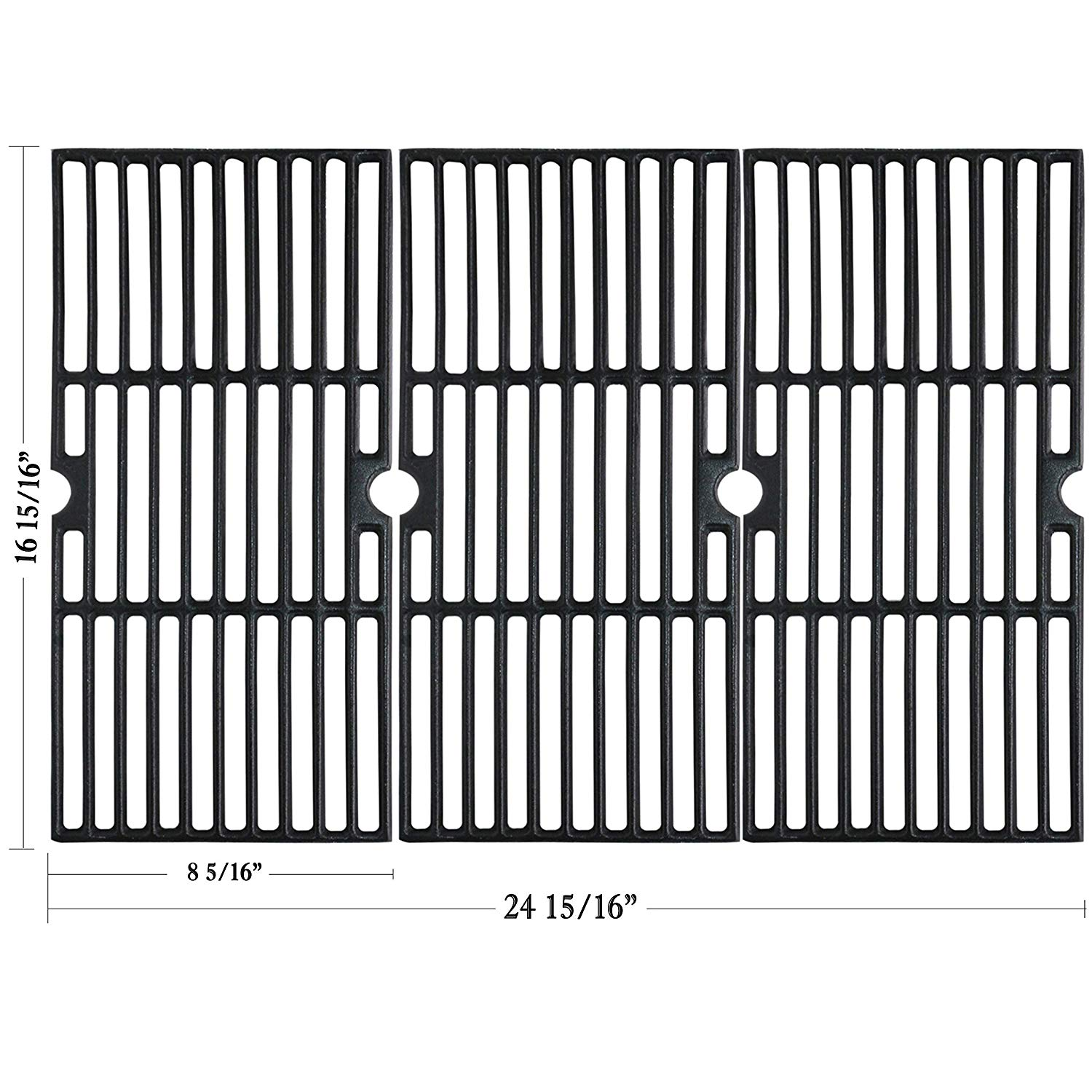 Hisencn Cast Iron Cooking Grid