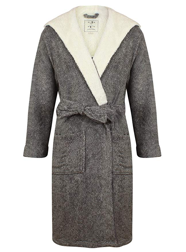 John Christian Men's Bathrobe