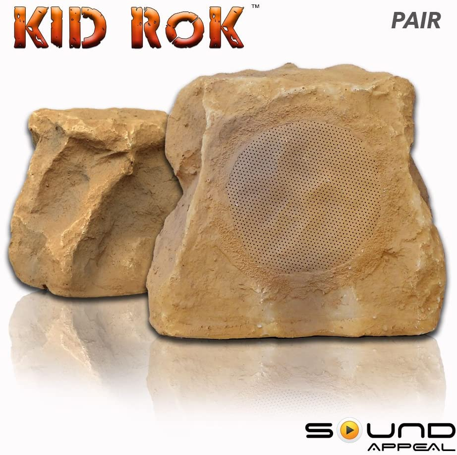 Kid Rok Outdoor Rock Speaker