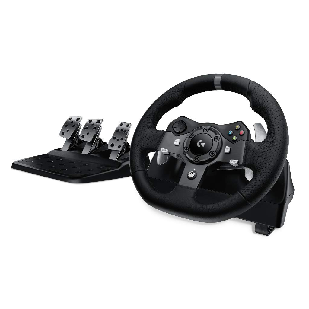 Logitech G920 Gaming Steering Wheel