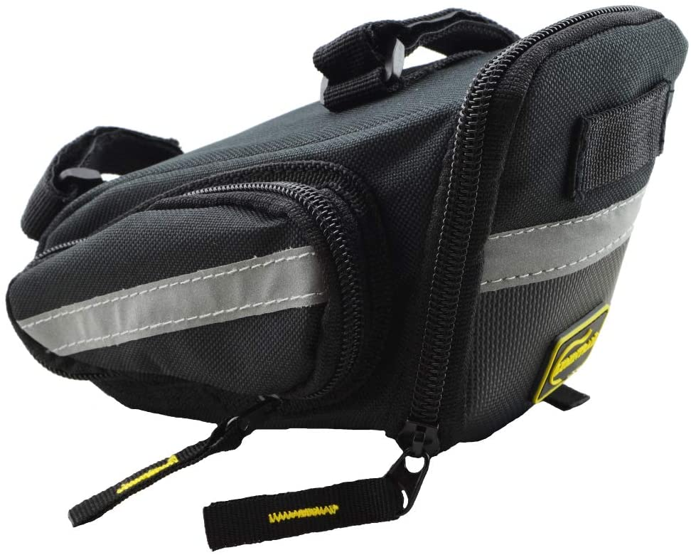 Lumintrail Strap-on Bike Saddle Bag