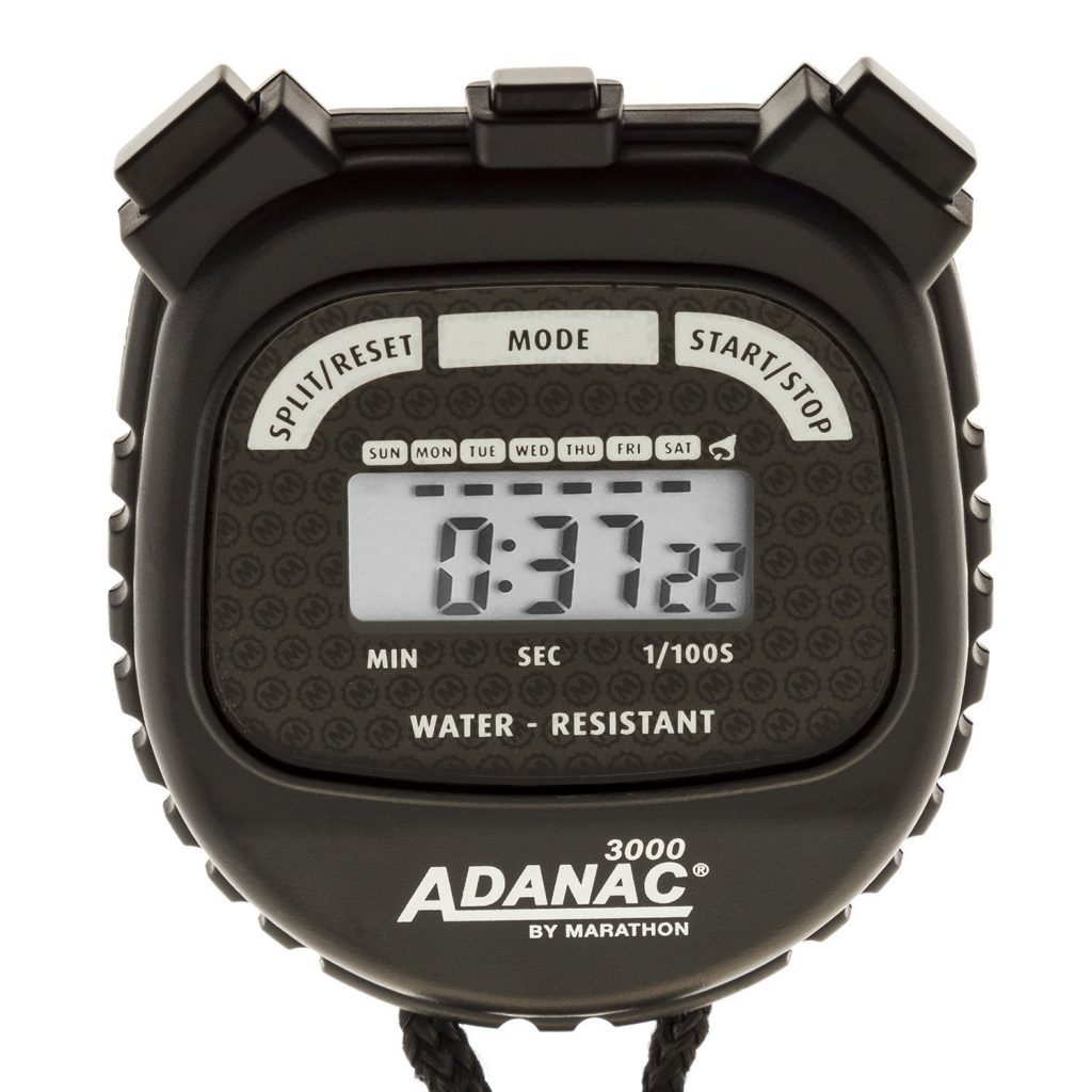 Marathon Adanac 3000 Stopwatch Timer