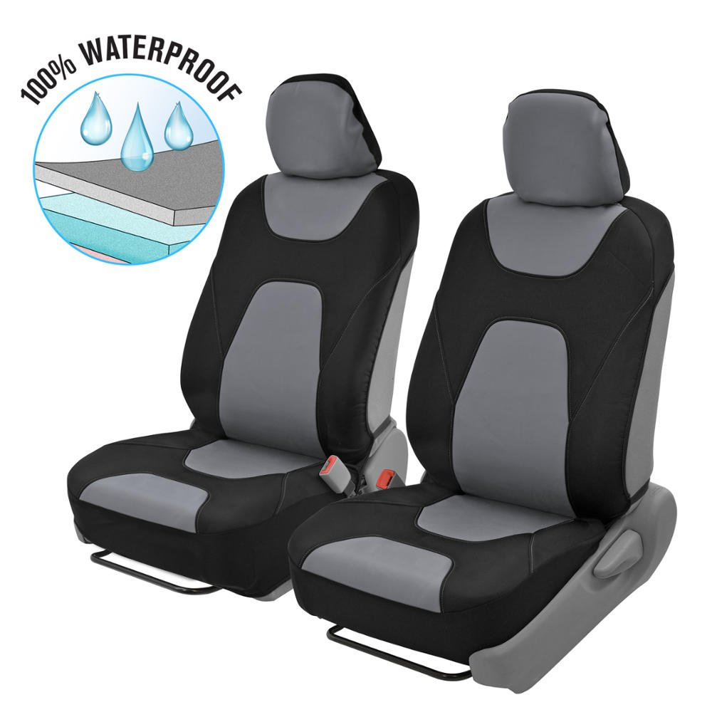 Motor Trend OS-274-GR Waterproof Car Seat