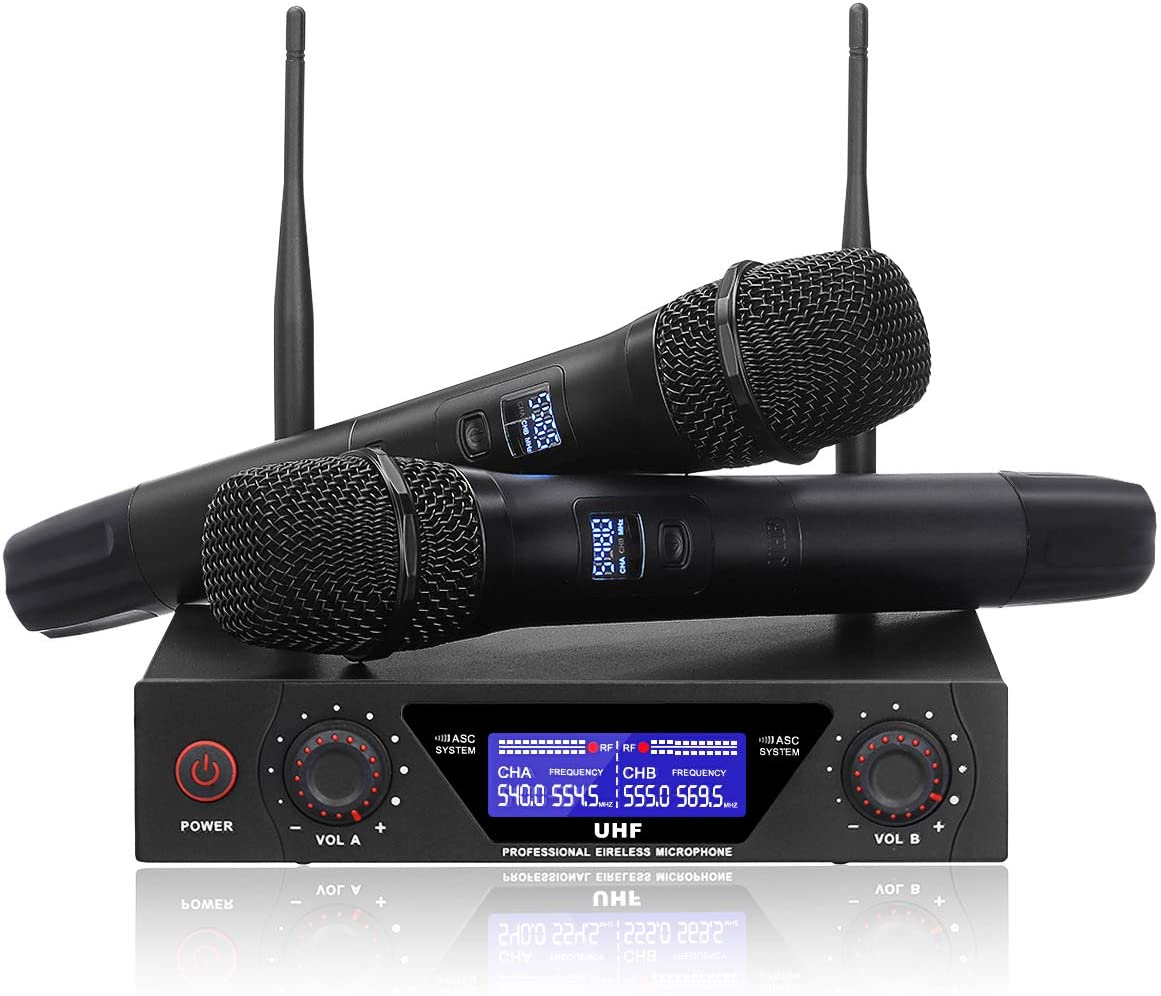 NASUM Professional Wireless Microphone