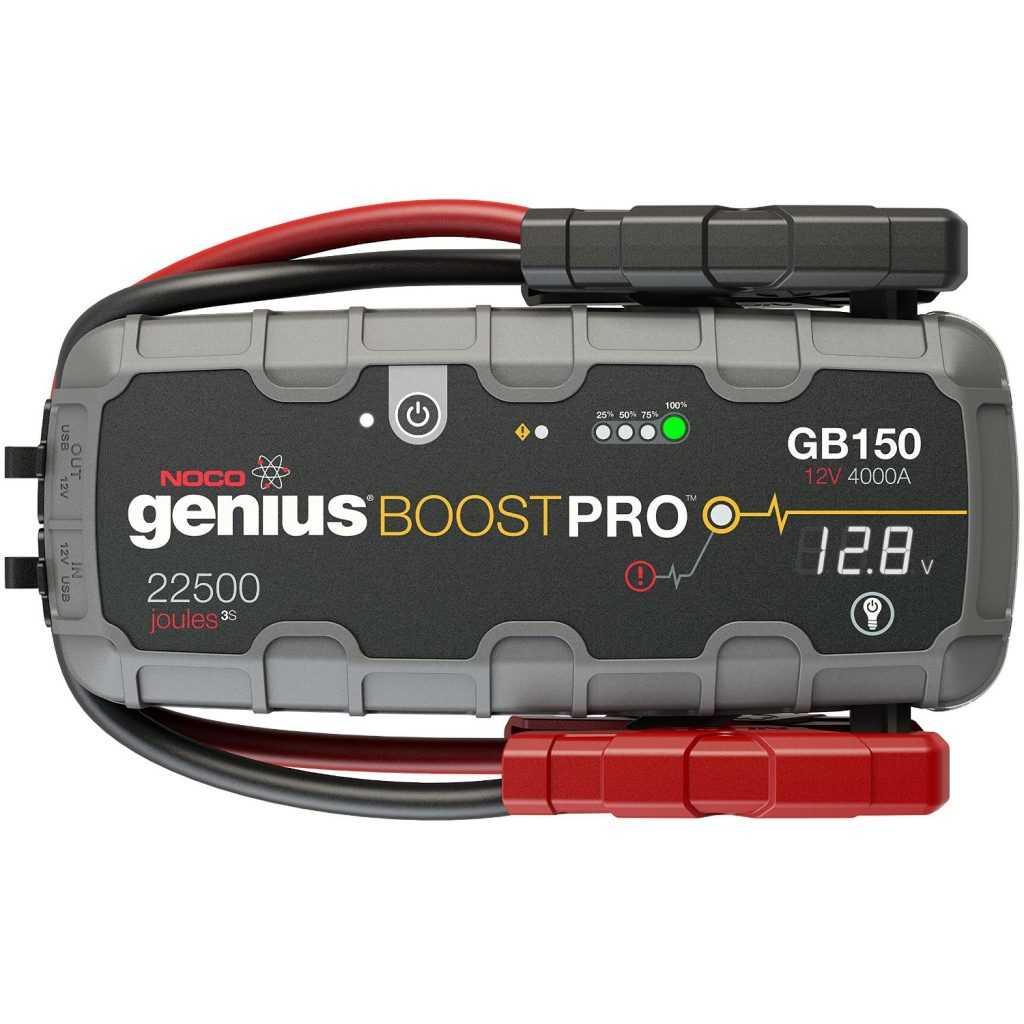 NOCO Pro GB150 UltraSafe Jump Starter