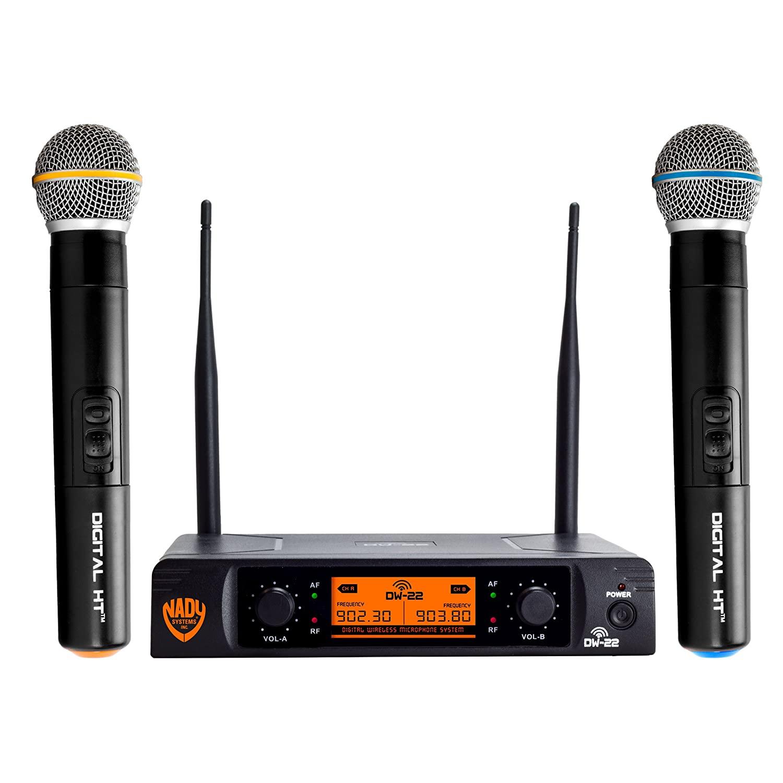 Nady DW-22 Professional Wireless Microphone
