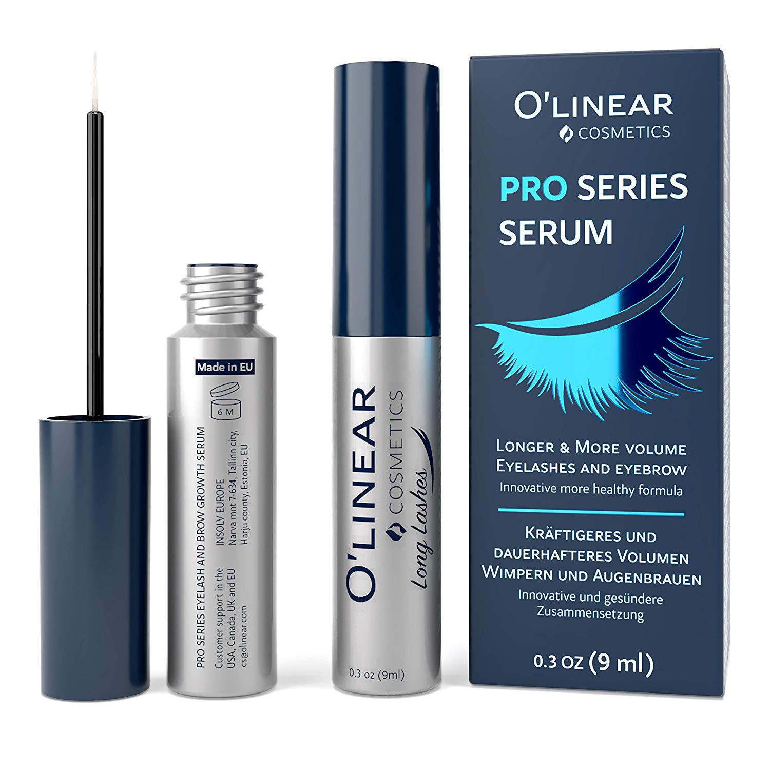 O'Linear Eyelash Growth Serum