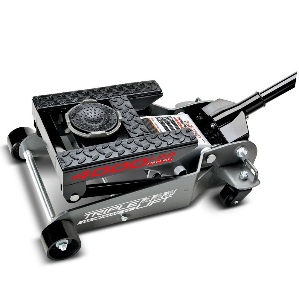 Powerbuilt 620422E Triple Lift Jack