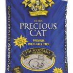 Precious Cat Ultra-Premium Clumping Cat Litter
