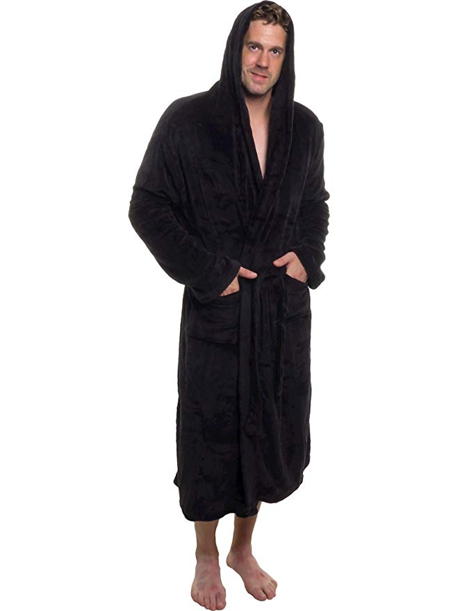 Ross Michaels Men's Bathrobe