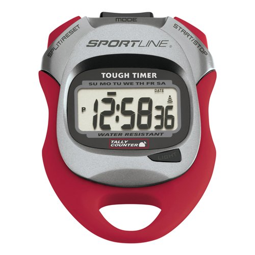 SportLine 480 Tough Timer Stopwatch