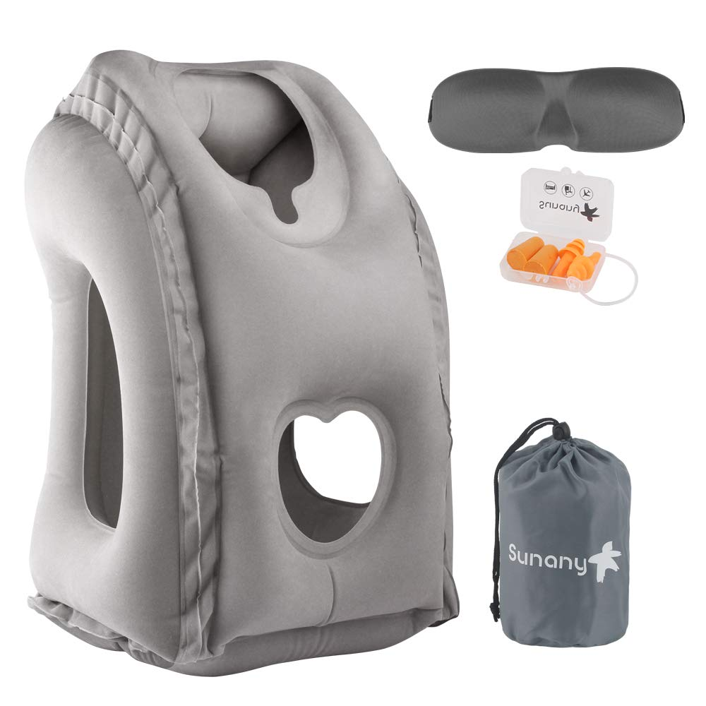 Sunany Inflatable Neck Pillow