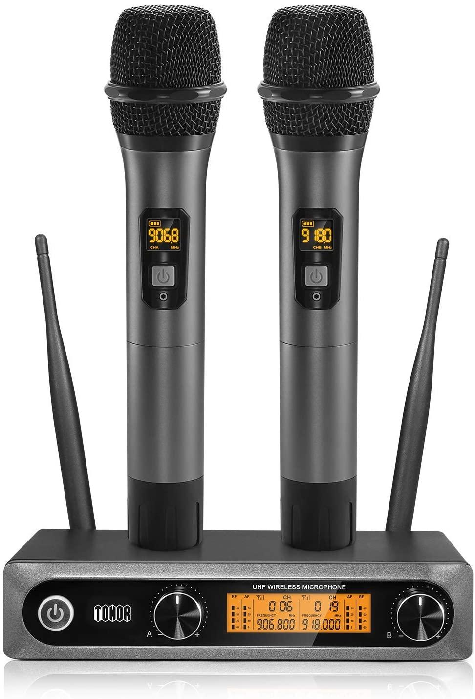 TONOR TW-820 Professional Wireless Microphone