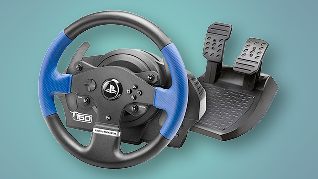 Thrustmaster T150 RS Gaming Steering Wheel