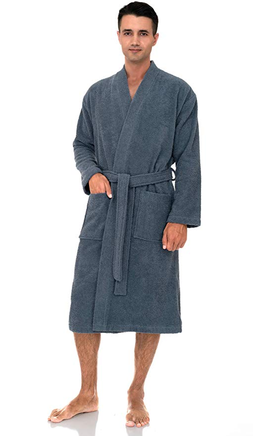 TowelSelection Men's Bathrobe