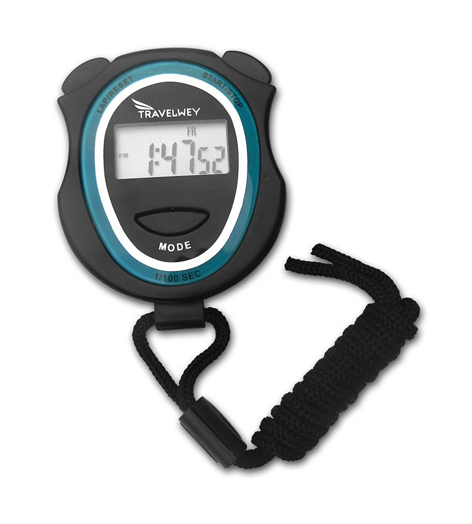 Travelwey Digital Stopwatch