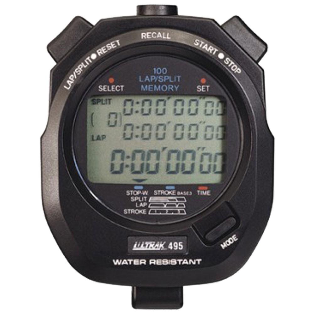 Ultrak 495 Memory Lap Timer