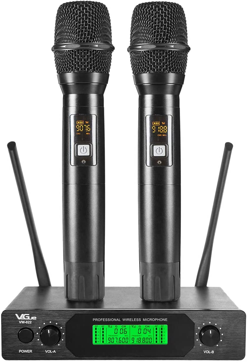 VeGue VW-022 Professional Wireless Microphone