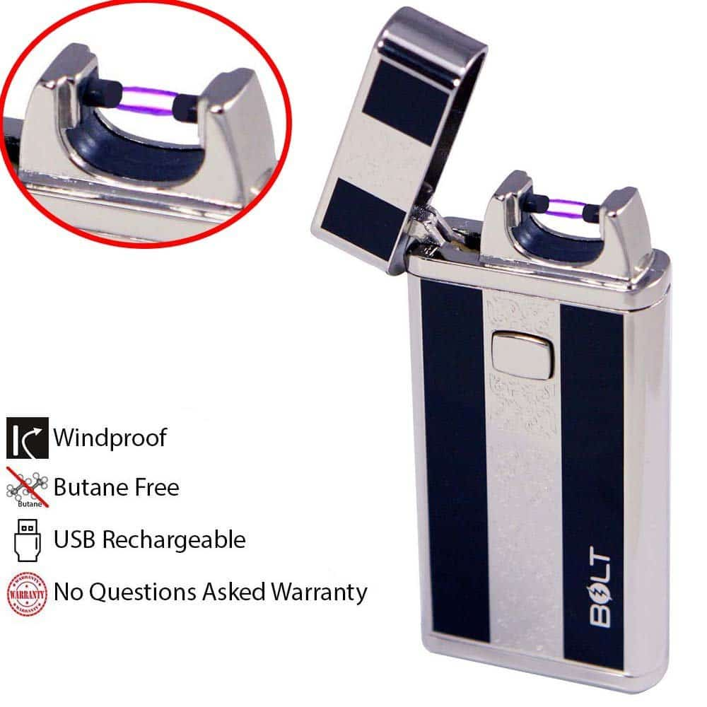BOLT Windproof Electric Plasma Arc Lighter
