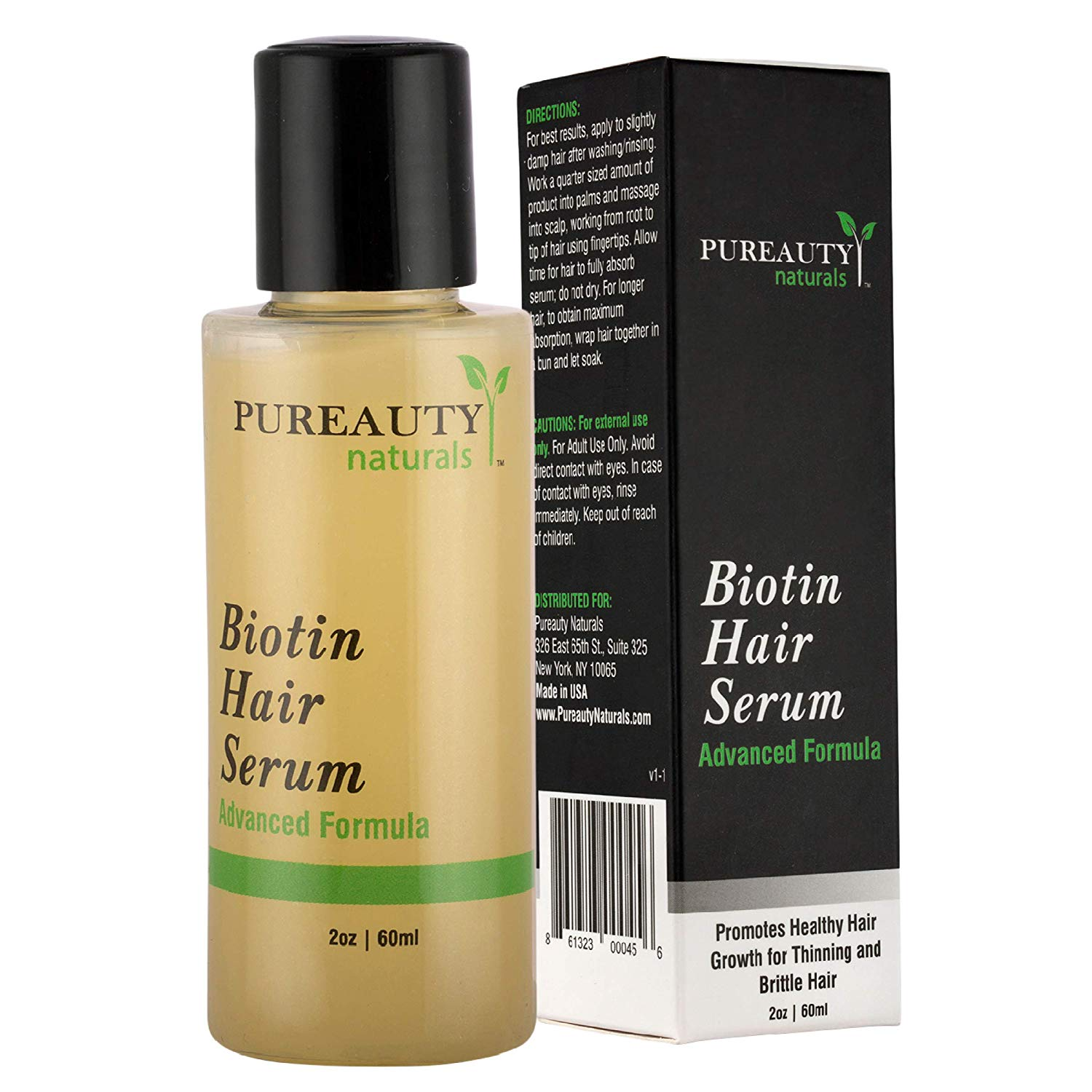 Biotin Hair Growth Serum