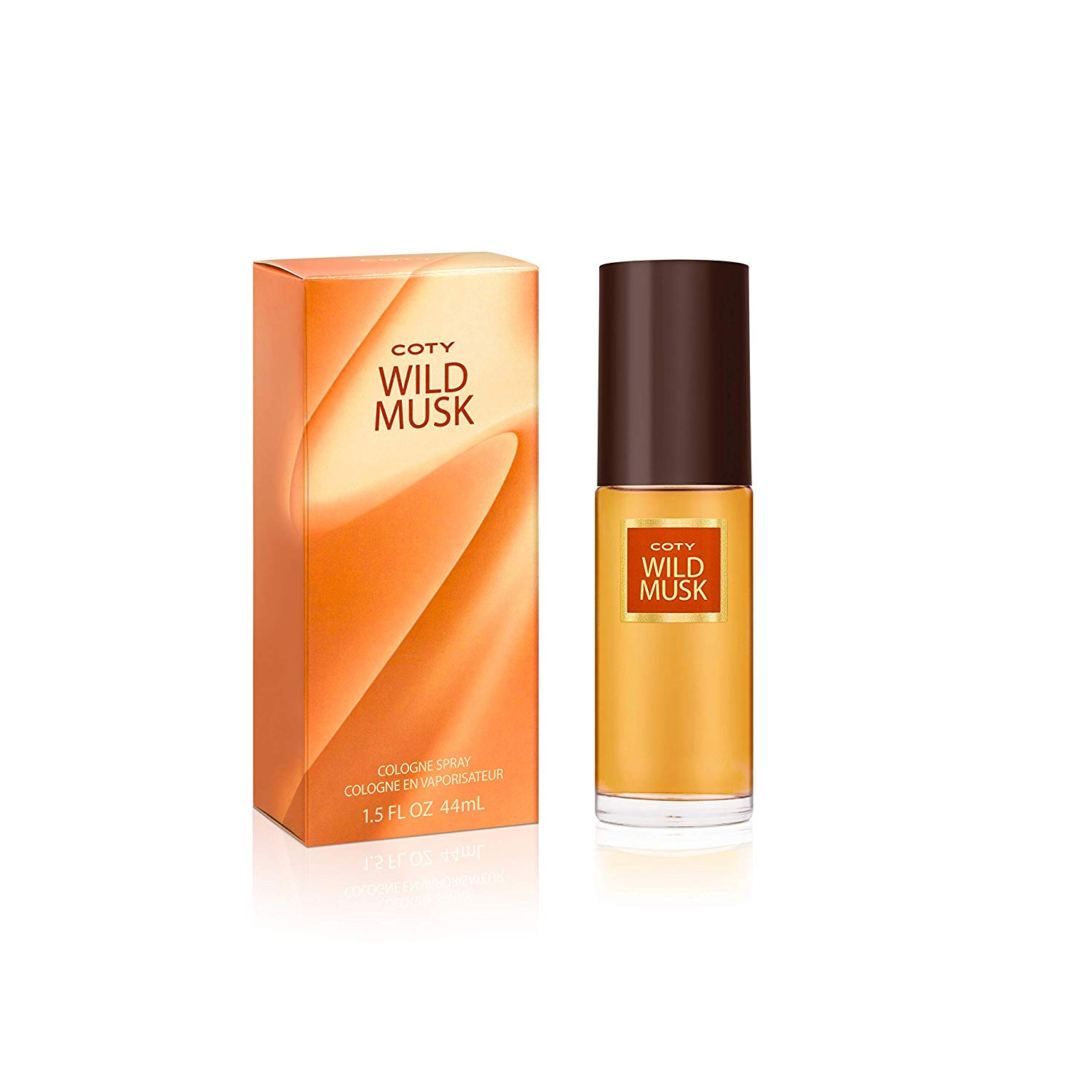 Coty Wild Musk Cologne