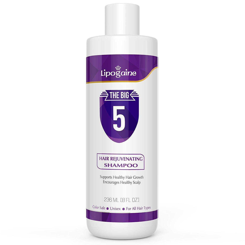 Lipogaine Hair Stimulating Shampoo