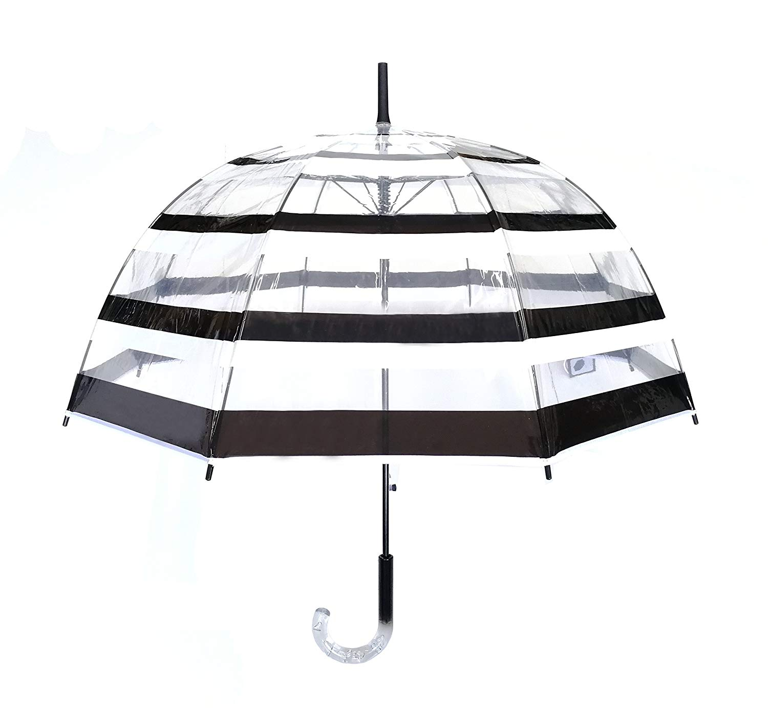 0bb2abd37c69 10 Best Compact Clear Bubble Umbrellas (2019 Buying Guides)