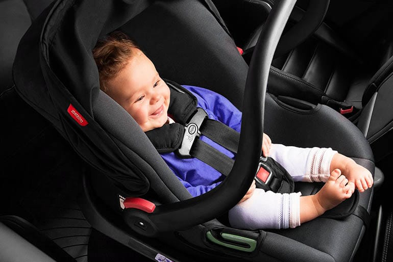 Top 10 Best Baby Car Seats Reviewed in 2017