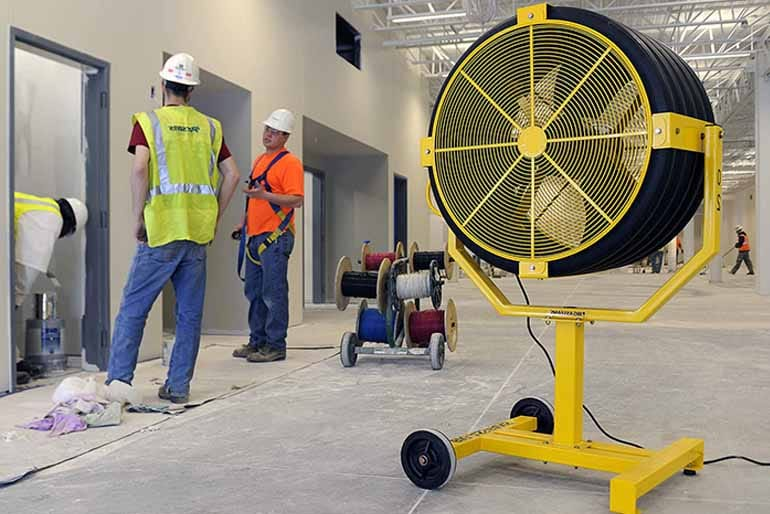 10 Best Industrial Fans For Domestic And Commercial Use