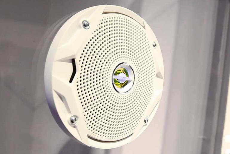 Top 10 Best Marine Speakers Reviewed In 2017