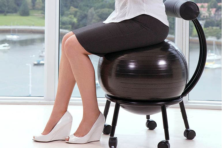 Top 10 Best Office Ball Chairs Reviewed In 2017