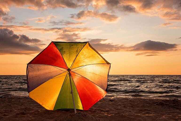 Top 10 Best Portable Beach Umbrellas