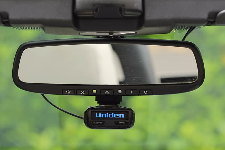 Top 10 Best Rearview Mirror Radar Detectors Reviewed in 2017