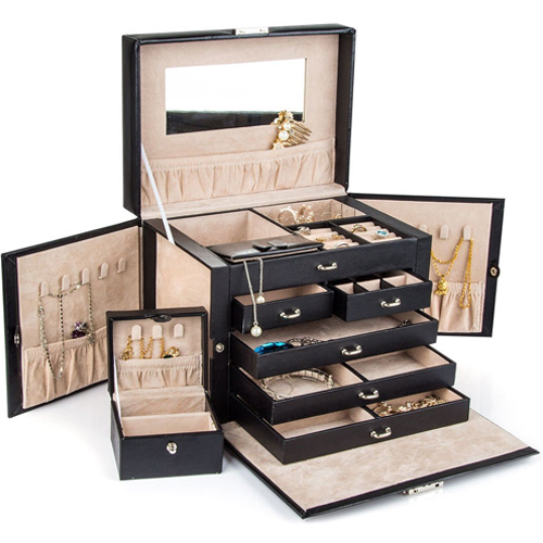 Top 10 Best Jewelry Boxes Reviewed In 2018