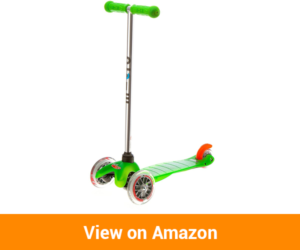 Micro Mini Kick Scooter