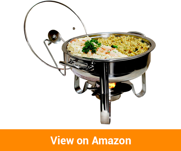 Excelsteel Heavy-Duty Chafing Dish
