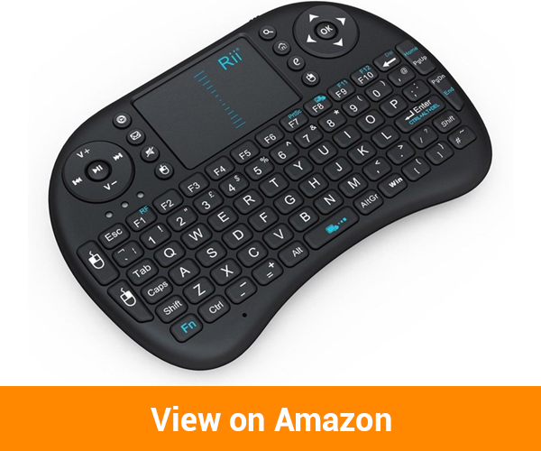 Rii I8 Mini Touchpad Keyboard
