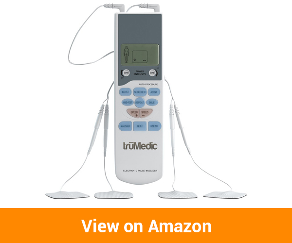 TruMedic PL-009 TENS Electronic Pulse Unit